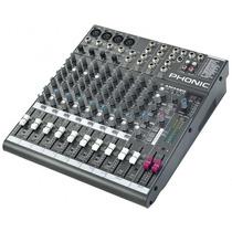 Mezcladora Phonic Usb Am442d-usb Nuevo!!!