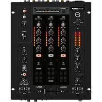 Mezcladora Premium Para Dj Behringer Nox303
