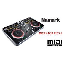 Numark Mixtrack Pro Ii Nueva Version Del Mejor Dj Controlado