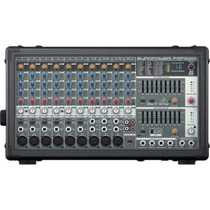 Behringer Pmp 2000 Consola Amplificada 10 Canales