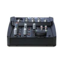 Profesional Del Alto Zmx52 5-canal 2-bus Mixer Con Zephyr Pr