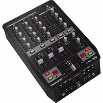 Mixer Behringer 3 Canales Vmx300