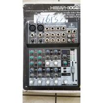 Behringer Xenyx 1002fx Mezcladora 12 Canalec C Efectos Y Usb