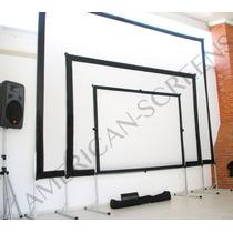 Pantalla Videoproyeccion Back & Front American-screens Tx200