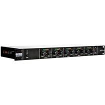Mezcladora De 6 Canales Con Ecualizador Y Efx Loop Art Mx622