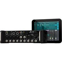 Behringer Xr12 Mixer Digital Para Ipad Y Tabletas
