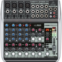 Behringer Qx1202usb Interface Y Efectos Integrados