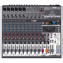 Behringer Xenyx X1832usb Mezcladora Con Interface Usb