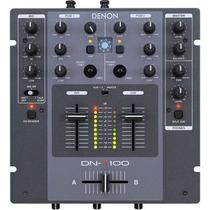 Dennon Dn-x100 Professional 2-channel Dj Mixer