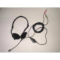 Audifonos Y Microfono Para Pc Dj Cabina Mescladora Estacion