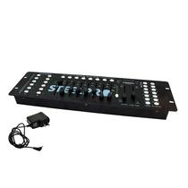 Steelpro Controlador Profesional Dmx512 De 192 Canales.