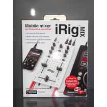 Irig Mix (mobile Mixer /ik Multimedia)