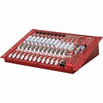 Galaxy Audio Axs-16rm Mezcladora 16 Canales (montar En Rack)