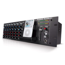 Alesis Imultimix 9r Mezcladora De 9 Canales Y Conexion Ipod