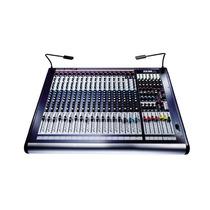 Mezcladora Soundcraft Gb4 16 Canales, Rw 5690sm