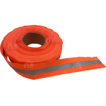 Rollo 2 Pulg 100m Cinta Reflex Hight Bicolor Seguridad Indus