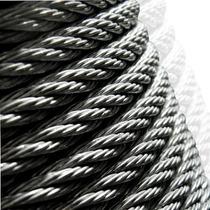 Cable De Acero Galvanizado 80m 3/8 Ecom