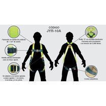 Arnes De Seguridad Contra Caidas Jyrsa Ss-10a