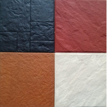 Colorante P Concreto Estampado Instalado Fresco O Viejo Bfn