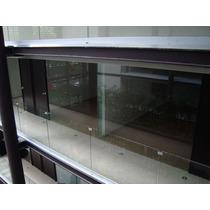 Vidrios Templados Ventanas Puertas De Aluminio Canceles Domo