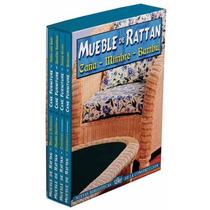 Mueble De Rattan 4 Vols + 1 Cd