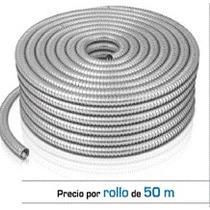 Oferta Tubo Flexible Metalico De 1/2 Marca Voltech Manguera