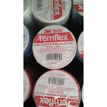 Cinta De Aislar Scotch 3m Temflex