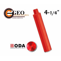 Broca De Diamante Boda ( 4-1/4 Pulg.) Mod B108 R (económica)