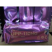 Papel Para Ultrasonido Marca Sony Modelo Upp-110hg Brilloso