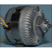 Motor De 1/40 Hp Con Baleros Para Ventilador De Condensador