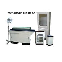 Consultorio Pediatrico Con Bascula Pediatrica Digital