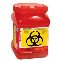 Pc1 - Recolector Para Punzocortantes Y Liquidos De 1 Lt