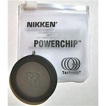 Nikken Imán Para Magnoterapia Powerchip Negro. Envío Gratis!