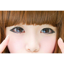 2x1 Pupilentes Circle Lenses Cosplay Lolita