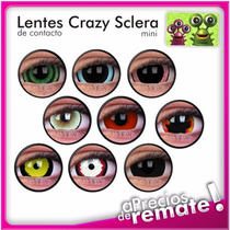 Pupilentes Mini Sclera 17mm