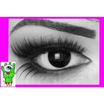 Pupilentes Negros Bruja Hallowen, My Magic Eyes