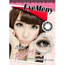 Pupilentes Big Eyes Cosplay Eye Meny Lolita