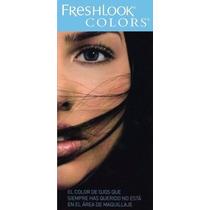 Pupilentes Freshlook Colors Mensuales (de Ciba Vision)