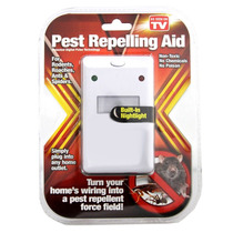 5 Control De Plagas ->pest Repelling Aid Ojo El Original