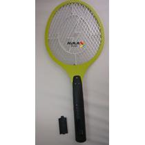 Raqueta Electrica Anti-mosquitos Viajera A Baterias Aa
