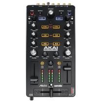 Akai Amx Dj Controlador Avanzado Serato Con Funcion Timecode