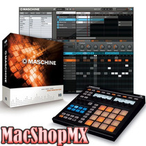 Maschine Native Instruments Studio Producción Musical Dj Hwo