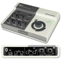 Yamaha Steinberg Ci2 Interface Usb 24 Bits Con Controlador