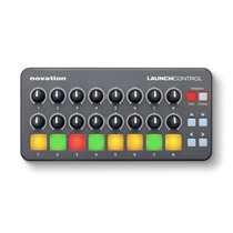 Novation Launch Control, Controlador De 8 Pads Y 16 Perillas