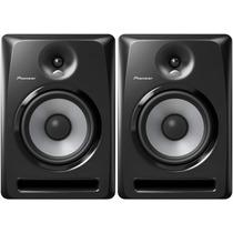 Pioneer S-dj50x Monitores Profesionales Dj Bajos Poderosos