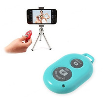 Mini Disparador Bluetooth Control Remoto Android Iphone Cel