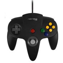 Control Nintendo N64 Usb Retrolink Controller Para Pc / Mac