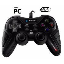 Control Joystick Joypad Gamepad Usb Pc Acteck Agj-3600 Turbo