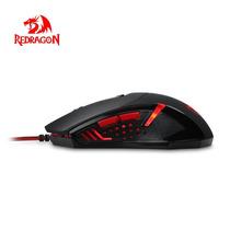 Mouse Gamer Redragon M601 Centrophous 2000dpi Especial P/lol