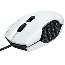 Mouse Logitech G600 Mmo Para Gamer Juegos Pc -blanco